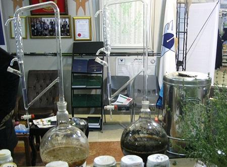 مجموعه مقالات و کتاب های عصاره گیری از گیاهان دارویی